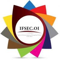 Logo IFSECOI représentant une sorte de fleur avec des pétales de toutes les couleurs