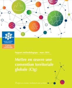 Fiche conseil CAF mettre en œuvre une convention territoriale globale