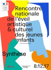 fiche rencontre nationale de l'éveil artistique et culturel des jeunes enfants