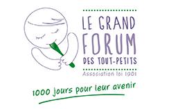 Illustration pour le forum des tout-petits