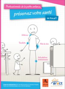 Couverture du guide de prévention des Troubles Musculo-Squelettiques